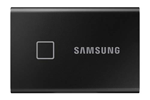 Samsung T7 Draagbare Externe Solid State Drive, 1TB, Zwart