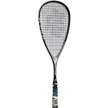 Amazon.com: Black Knight 9110 Ti ProLite Raqueta de squash ...