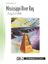 River Rag (Alfred 00-881216 Mississippi River Rag-Pno Solo Book)