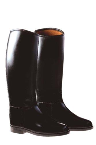 Dublino universale Tall Stivali da equitazione per bambini, colore: nero