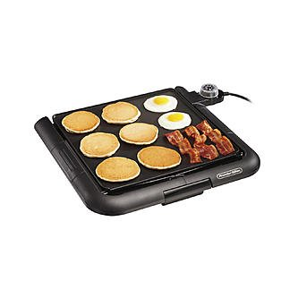 Proctor Silex 38516 Square Family-Size Electric Griddle