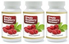 Simply Raspberry Ketones (tm) (3-Pack) by Rag Tag Research Geeks