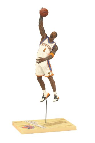 McFarlane Toys NBA Series 19 Amar'e Stoudemire 2 Action - Amare Stoudemire Nba