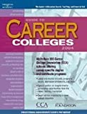 Guide to Career Colleges 2004, Peterson's Guides Staff, 0768912784