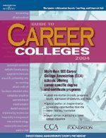 Guide to Career Colleges 2004 (Peterson's Guide to Career Colleges)
