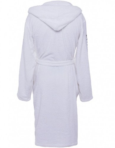 Emporio Armani Men s Accessory White Towelling Bathrobe XL  Amazon.co.uk   Clothing 72d1bd1b4