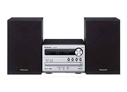 Panasonic Compact Audio System SC-PM250K Micro Music System with Bluetooth CD, USB - Panasonic Professional Speakers