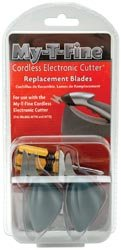 (My-T-Fine Cordless Electronic Cutter Replacement Blades-2/Pkg)