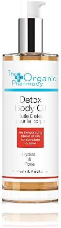 The Organic Pharmacy Detox Cellulite Body Oil - 100 ml
