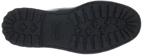 Duke Clarks Montacute Homme Noir black Leather Bottes qW8Hg