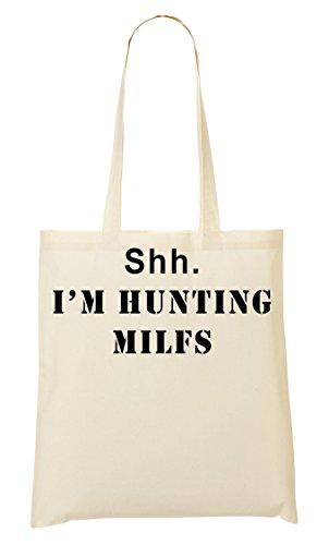 Hunting Milfs Bolso De Mano Bolsa De La Compra