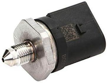 HAAP Fuel High Pressure Sensor Fit for BMW E82 F20 F45 E90 E92 F30 F34 F32 13537620946