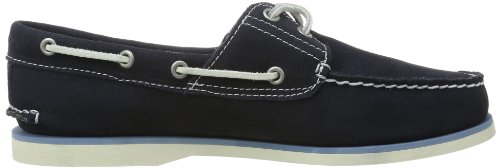 Blue Sued Para Náuticos Azul Navy Timberland Cls2i Boat Hombre wIqOHpH