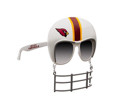 - Rico Industries NFL Arizona Cardinals Novelty Tailgating Sunglasses