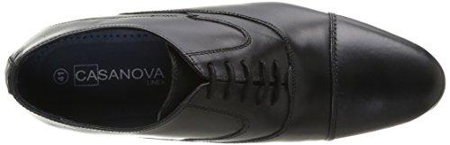 Casa Nova Lirilo - Zapatos de cordones Hombre Noir