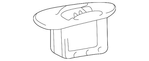 Kia 93580-38100GJ Door Window Switch