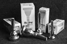 Blessing MPC105CCR Cornet Mouthpiece, 10.5C by Blessing