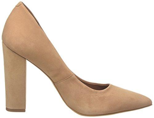 Steve Madden FootwearPrimpy Pump - Zapatos de Tacón mujer Marrón (Camel)