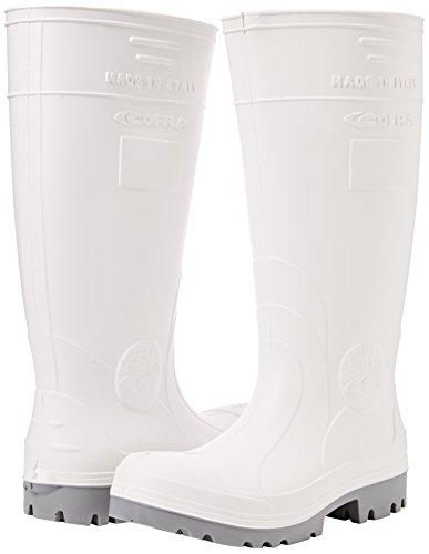 """Cofra 00010–039.w41Talla 41S4CI SRC–zapatos de seguridad de """"Galaxy–color blanco"""