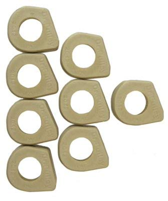 Sliding Roller Weights - Dr. Pulley Sliding Roller Weights 20x12 (11g)