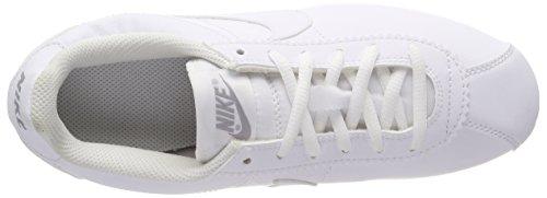 Blanc Grisloup Nike Entrainement GS de Fille Running Chaussures Cortez Blanc Blanc Blanc qHqvz