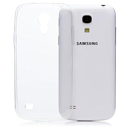 samsung s4 mini rubber clear case - 4