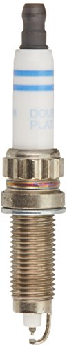 - Bosch ZR5TPP33 Double Platinum Spark Plug, Up to 3X Longer Life (Pack of 10)