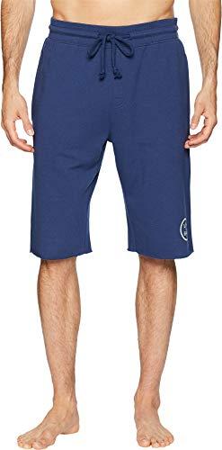 Life is Good Men's Simply True Lounge Short Lig Coin, Darkest Blue, Large (Good Life Pants Is Lounge)