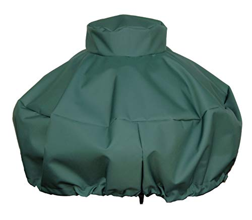 Cowley Canyon Mountain Peak Brand Lid Dome Cover made to fit large Big Green Egg, Kamado Joe Classic and other Kamado Grills. -  Cowley Canyon Sales, BGELD10A