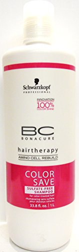 bc color save shampoo - 7