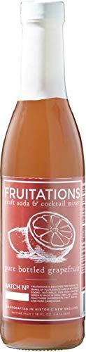 Fruitations Grapefruit Craft Soda & Cocktail Mixer, 12.7