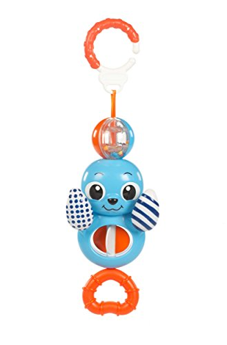Little Tikes Baby - Peak-a-Book Seal, Blue