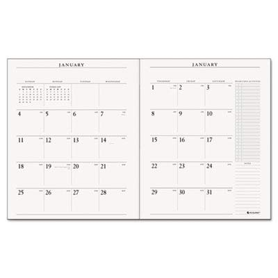AT-A-GLANCE 2014 Executive Monthly Padfolio Refill for 70-290 (70-909-10) by AT-A-GLANCE