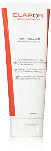 Claror SkinCare Treatment Benzoyl Peroxide product image