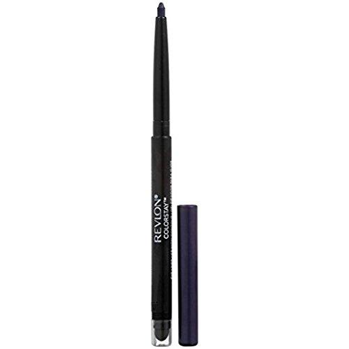 Revlon ColorStay Eyeliner Pencil, 209 Black Violet (Pack of (Black Violet)
