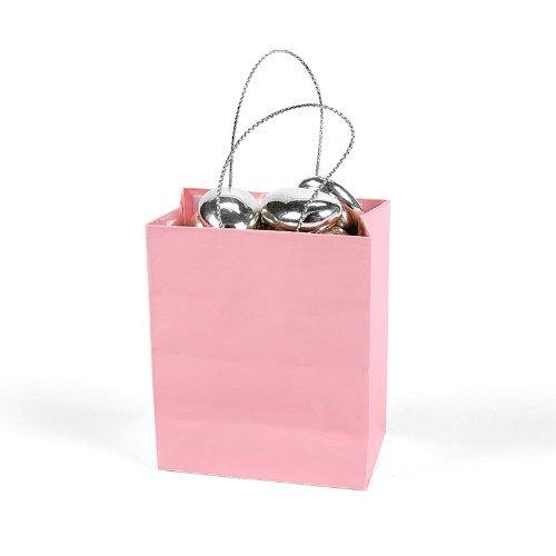 Mini Pink Gift Bag