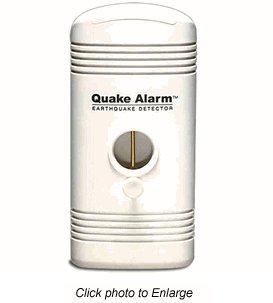 Earthquake Alarm
