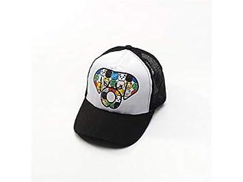 Sombrero de los niños Casquillo de malla de los niños del ...
