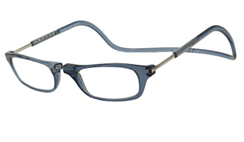 Clic Reading Glasses - Denim Blue +1.25