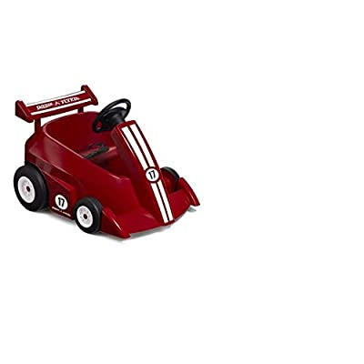 Discontinued - Radio Flyer Grow with Me Racer: Toys & Games