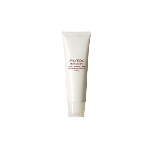 Shiseido The Skincare Essentials Gentle Cleansing Cream (125ml) (Pack of 4)