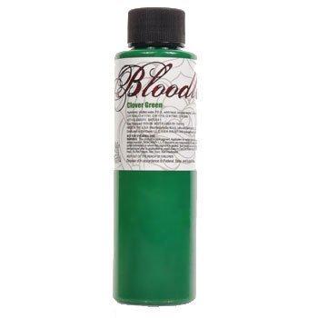 Skin Candy tattoo ink, clover green,1oz