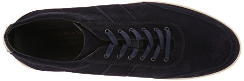 Para Iniciar New York Hombres Dale Oxford Softy Foro Blue