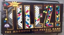 Magnetic TILEZ! puzzle game
