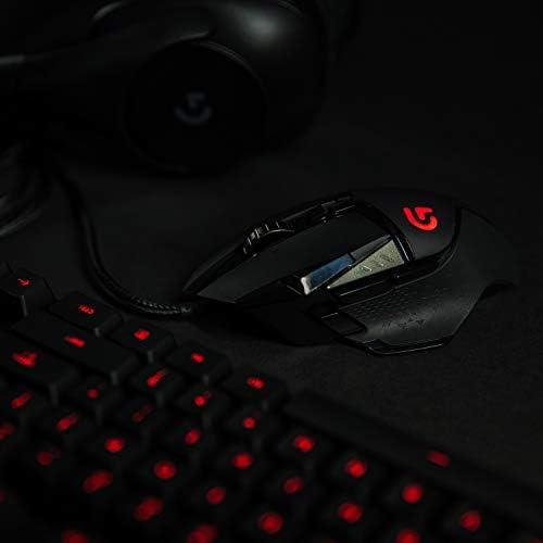 Logitech G - G413 - Teclado Mecánico con Iluminación para Gaming - Negro 7