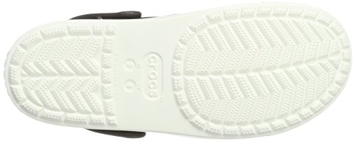 Noir Mixte Sabots White Crocs Various Black Citilane Blanc Clog Adulte Rouge BZw78