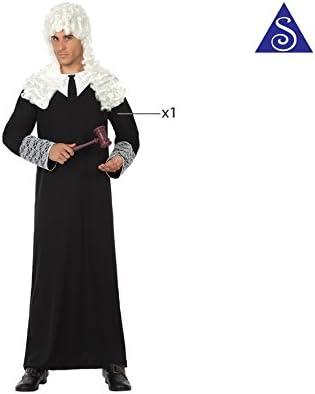 Atosa 17494 Disfraz Juez, Negro, M-L: Amazon.es: Juguetes y juegos