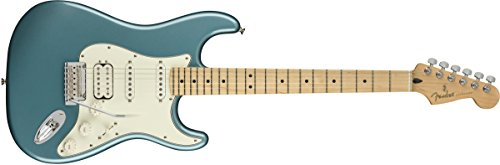Fender Player Stratocaster HSS Electric Guitar - Maple Fingerboard - Tidepool