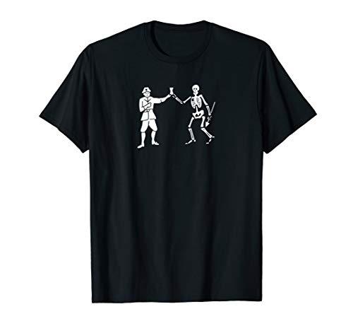 Bartholomew Roberts, Black Bart, Pirate Flag T-shirt
