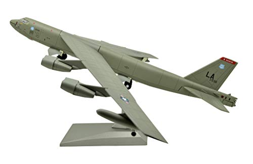 TANG DYNASTY(TM) 1:200 Boeing B-52 Stratofortress Strategic Bomber Metal Plane Model, US Air Force 2017, Military Airplane Model,DiecastPlane,for Collecting and Gift